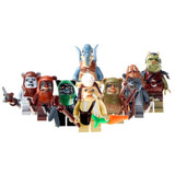 Star Wars Chief Chirpa Endor Wick Ewoks Compatible Con Lego