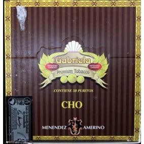 Cigarros Puros Gabriela Caja X 50 Unidades