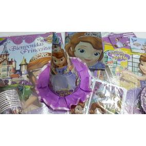 Cotillón Completo Princesita Sofia Para 20 Nenes!!!