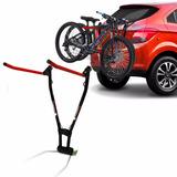 Suporte De Bike Para Carro Trasnbike De Engate Para 2 Bikes