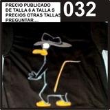 Franelas Perry El Ornitorrinco Aclave