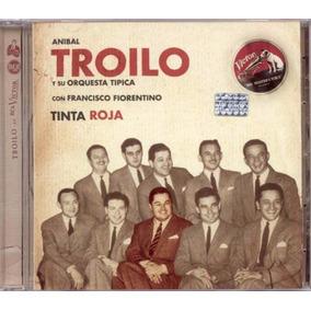 Anibal Troilo Tinta Roja Novo Lacrado Cd Tango Argentina