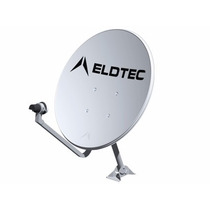 Antena Banda Ku 60cm Mini Parabólica Eldtec