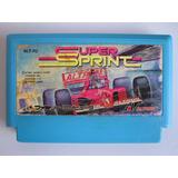 Super Sprint Jogo Original P/ Famicom Nes 60 Pinos
