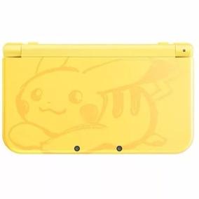 Nintendo New 3ds Xl Pikachu Yellow Edition Amarelo