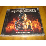 Cd Iron Maiden / Live Chapter (nuevo Y Sellado) 2 Cd