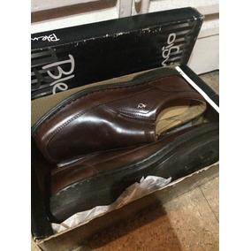 Zapatos De Cuero Blengio