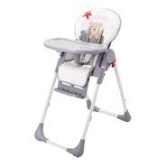 Silla De Comer Para Bebé Plegable Reclinable 3 Alturas