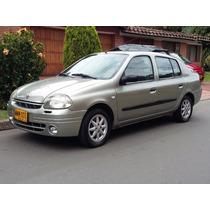 Renault Symbol, Impecable. Novedad De Carro, 1a En Todo.