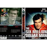 Dvd Cyborg - Homem De 6 Milhões De Dólares ( 17 Dvds )