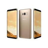 Samsung S8 Plus 64gb Dorado, Nuevo, Libre De Fábrica