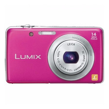 Camara Panasonic + 14.1 Mpx + Zoom 5x + Video Hd + New