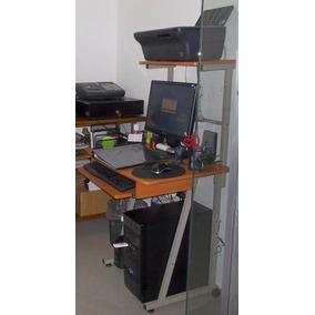 Computadora Ause Completa (impresora, Mesa, Silla, Ups, Etc)