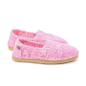 Espadrilles Feel Free Pink (alpargatas)