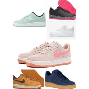 Zapatillas Nike Air Force One Fotos Reales Envio Gratis!