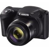 Canon Cámara Sx420is 20.0 Mp Zoom 42x Wifi Nfc Power Shot