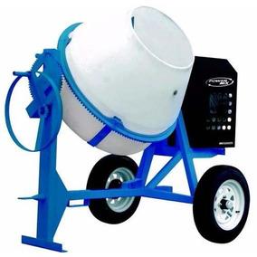 Revolvedora De Concreto 1saco Polietileno Mpower C/motor 9hp