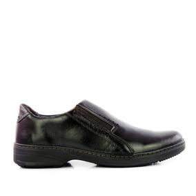 Sapato Social Pegada 21211-04 Masculino Em Couro - Coutope