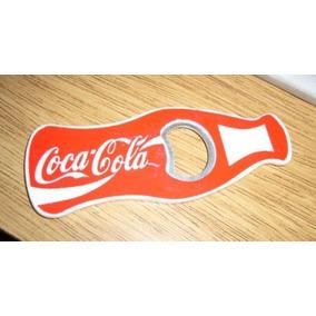Hermoso Destapador De Coca Con Iman