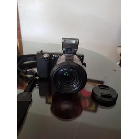 Cámara Sony Modelo Nex 5n 49mm
