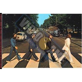 The Beatles - Pôster Fotográfico 90 X 60 Cm (#242)