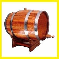 Barril   Tonel Para Cachaça/whisky/vinho.3 Litros Carvalho