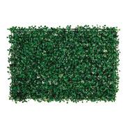 Muro Verde Follaje Artificial Sintetico 40x60cm Jardin