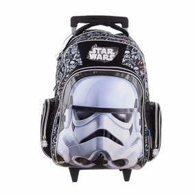Mochilas Star Wars 14 Pulg Carrotropper 2017 Mundo Moda Kids