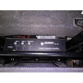 Amplificador Sionika Pa-30