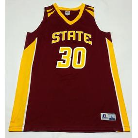 Camiseta Basketball Universitaria Eeuu State Russell Talle L