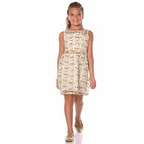 Conjunto/vestidos Turma Da Malha - Lilysky Promoção Tam 12