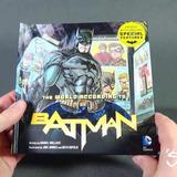 Batman World According Dc Comics Us Import Original Inglês L