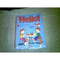 Livro ,, Hello Stage 4 Livro Do Professor Com Cd