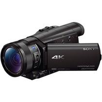 Filmadora Sony Handycam Fdr-ax100 4k Ultra Hd Pronta Entrega