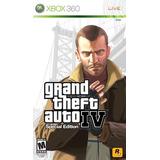 Grand Theft Auto Iv Edición Especial - Xbox 360