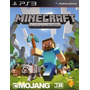 Minecraft Ps3 Español