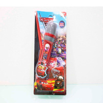 Microfone Infantil Cars Musical