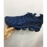Tênis Nike Air Vapormax Plus Vm Triple Black Original