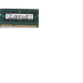 Memoria De Laptop Samsung Ddr3 4gb Pc3 10600