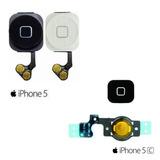 Botão Home Flex Completo Iphone 5c 5 5g Original