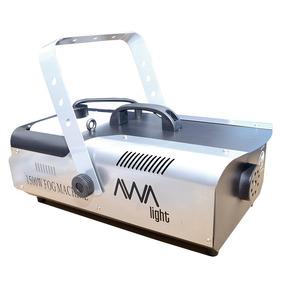 Máquina De Fumaça 1500w Control 220v - Awa