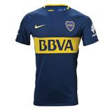Camiseta Boca Juniors 2018 Titular Versión Match