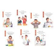 Paquete Libros Experimentos Cientificos Divertidos P/ Niños
