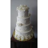 Torta De Matrimonio Maqueta