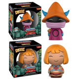 Pack Dorbz Masters Of The Universe Orko & He-man Funko Pop