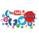 30 Dias Internet Ilimitado Telcel At&t Unefon Mexico Chip