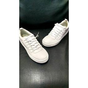 Tênis Sneakers Masculino Feminino Unissex Branco Original Co