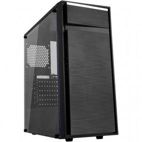 Gabinete Bluecase Mid Tower Bg-015 Gamer Preto Original