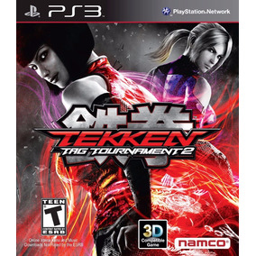Tekken Tag Tournament 2 Ps3 Juego Digital