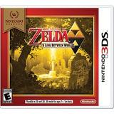 The Legend Of Zelda A Link Between Worlds Nintendo 3ds